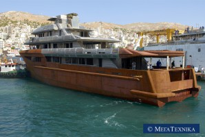 M/Y «COSMO 50 (Hull 164.10)