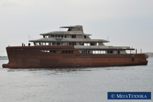 M/Y «COSMO 50 (Hull 163.10)